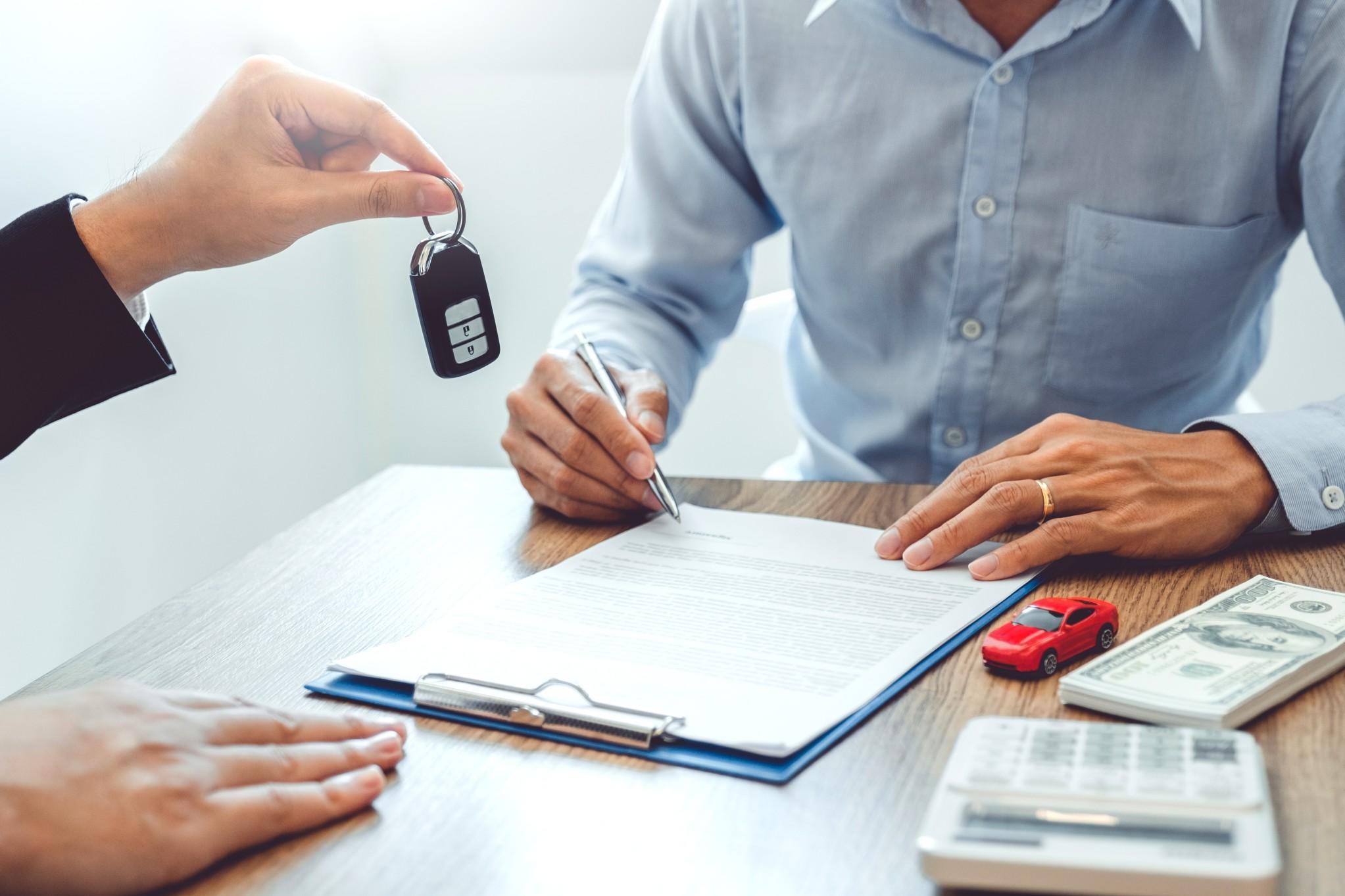 Acheter une voiture, les différentes étapes.